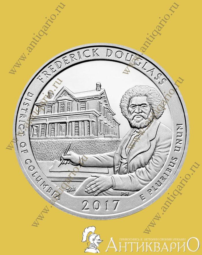 Монеты 25 центов национальные парки сша альбом современных монет