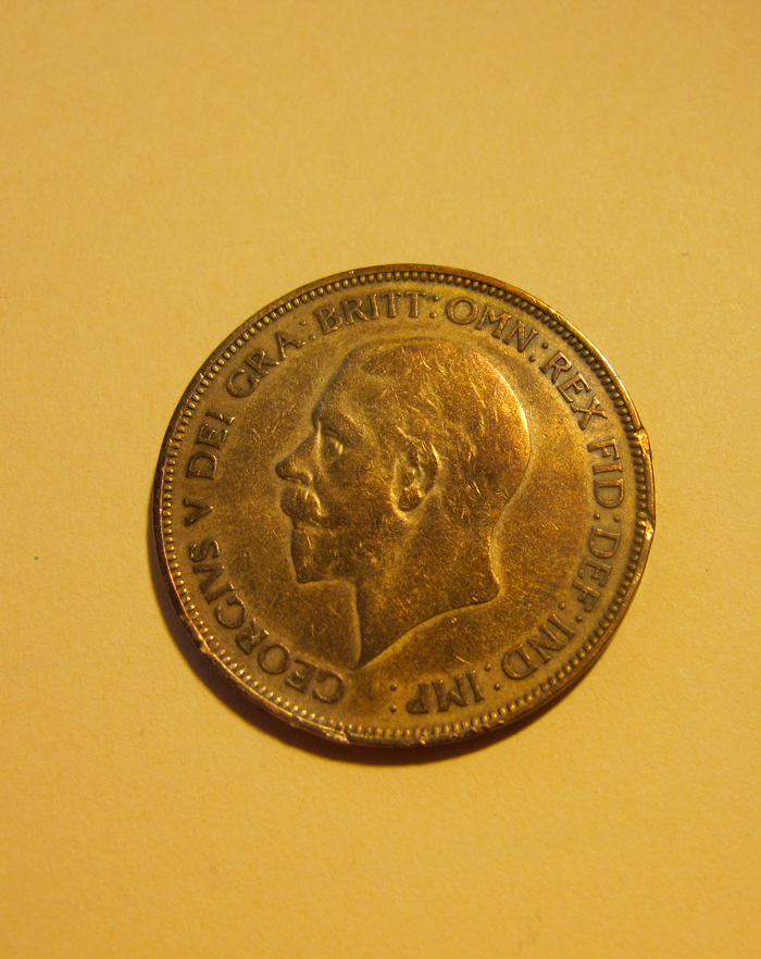 фото пенни монеты
